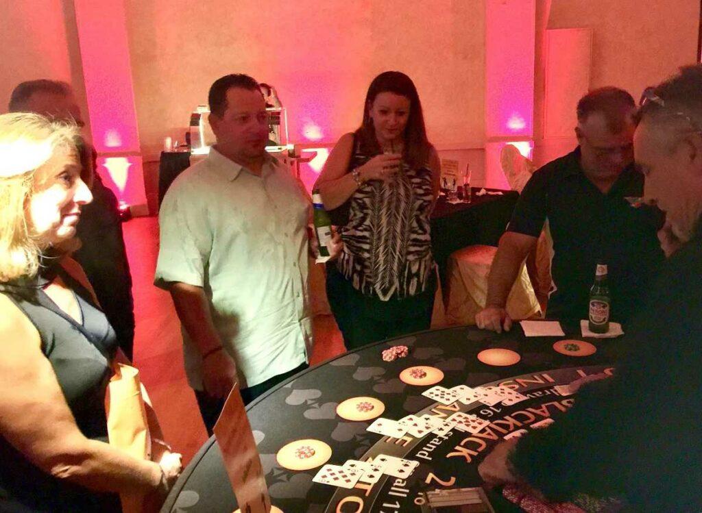Sacramento Casino Party Rentals in Sacramento, California